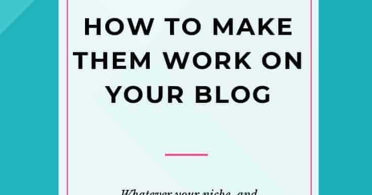 how to use quizzes on your blog