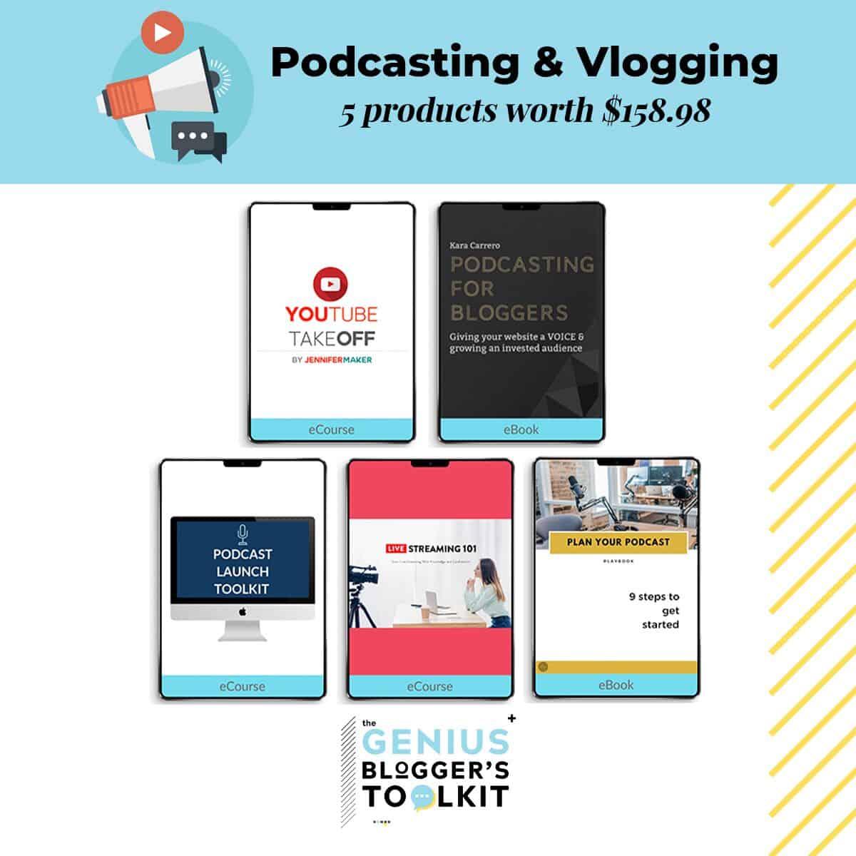 podcasting GBTK